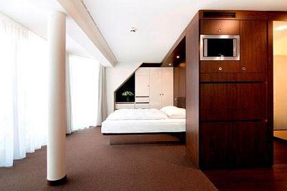 Derag Livinghotel Campo dei Fiori München - Zimmer