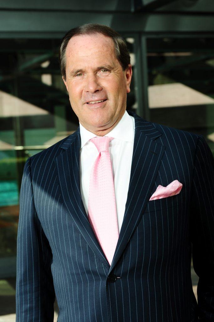 Reto Wittwer - ehemaliger President & CEO Kempinski Hotels