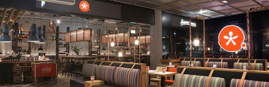neues restaurant von tim m lzer hausmann 39 s im airport frankfurt am main hottelling by. Black Bedroom Furniture Sets. Home Design Ideas
