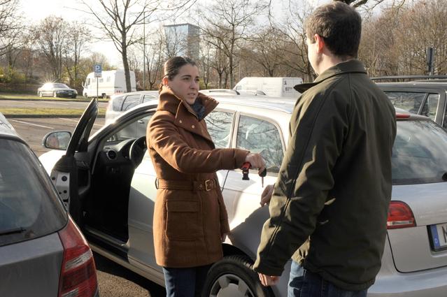 Ohne eigenes Auto unterwegs: Carsharing findet immer mehr begeisterte Anhänger