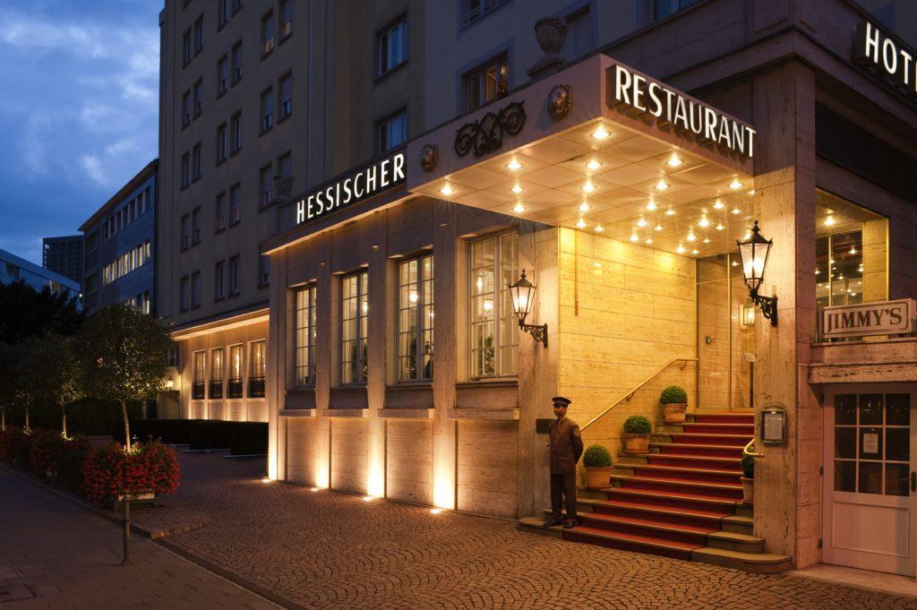 hotel hessischer hof in frankfurt germany hottelling by. Black Bedroom Furniture Sets. Home Design Ideas