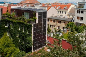 Boutiquehotel Stadthalle Wien: Erstes Stadthotel in Europa mit Energiebilanz Null