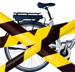 E-Bikes: 9 von 16 Pedelecs fallen durch - Check der Stiftung Warentest - Hotelsicherheits-Berater Ulrich Jander warnt vor Brandgefahr durch Akkus - Video Report bei HOTELIER TV: www.hoteliertv.net/reise-touristik