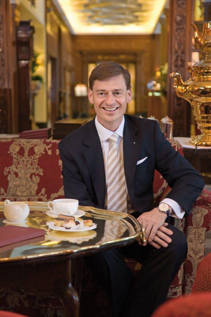 Ingo C. Peters, Hotelier des Jahres 2014