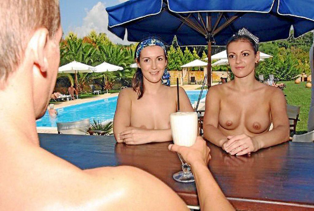 Ein solcher Anblick kann ein Reisemangel sein, urteilte nun ein deutsches Gericht - FKK-Praktiken in Hotels nicht immer geduldet