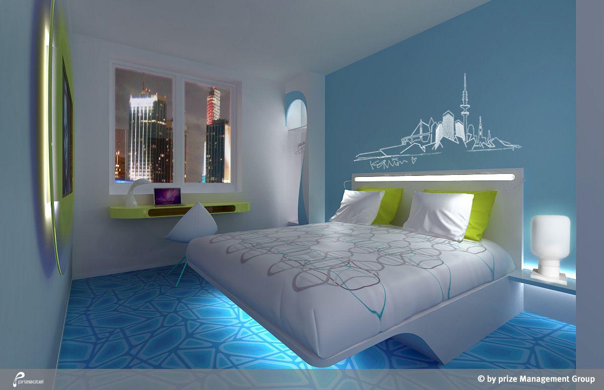 Billig segment boomt neue budget hotels f r deutschland for Motel one zimmer grundriss