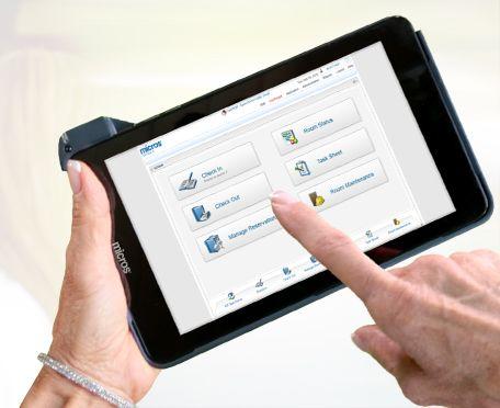 Micros M Tablet E-Series
