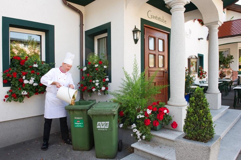 Grüne Hotels entwickeln effiziente Strategien zur Müllvermeidung (Foto: AVE)