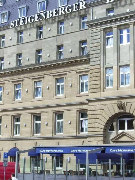 Steigenberger Hotel Mannheimer Hof wird zum Leonardo Hotel