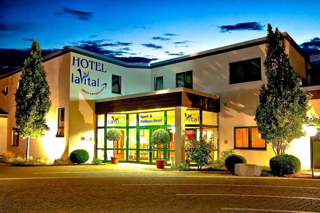 Akzent laVital Sport- und Wellnesshotel in der Lüneburger Heide