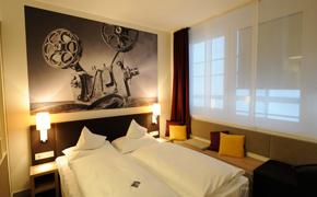 Arcona Living Hotel München - Musterzimmer