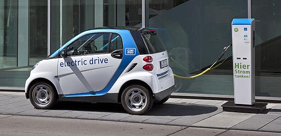 Carsharing wie Car2go