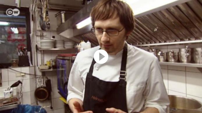 Daniel Achilles - Koch des Jahres 2014 im Porträt bei HOTELIER TV: http://www.hoteliertv.net/sterneküche-chefköche/daniel-achilles-der-koch-des-jahres-2014/