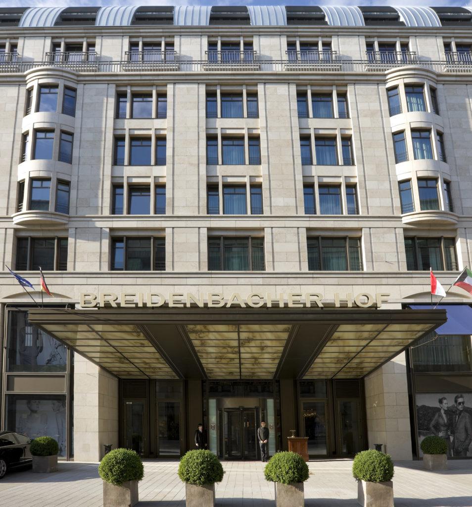 Capella Hotel Breidenbacher Hof Düsseldorf