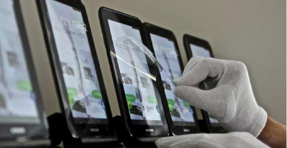 Concierge-Tablets von SuitePad