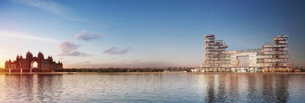 The Royal Atlantis Resort and Residences mit Atlantis The Palm
