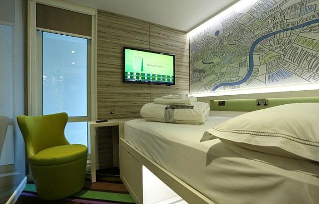 Premier Inn Future Hotel Room