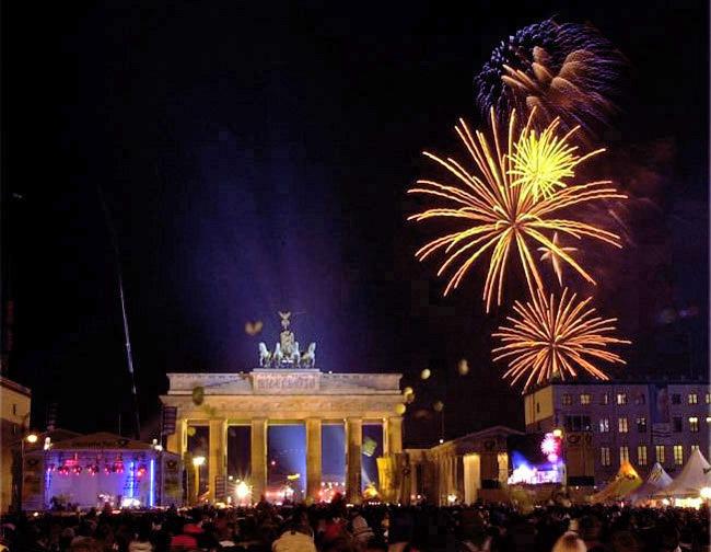 Silvester in Berlin ist bei ausländischen Gästen sehr beliebt