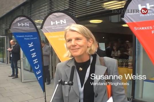 Susanne Weiss bereitet Neustart der Marke Ringhotels vor