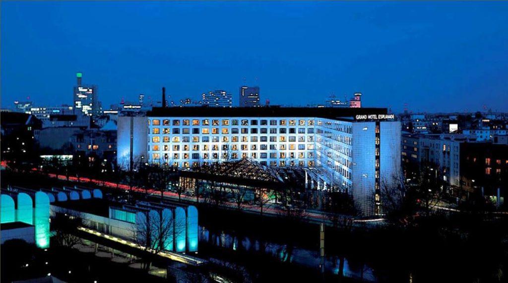 Jetzt ein Sheraton: Grand Hotel Esplanade Berlin