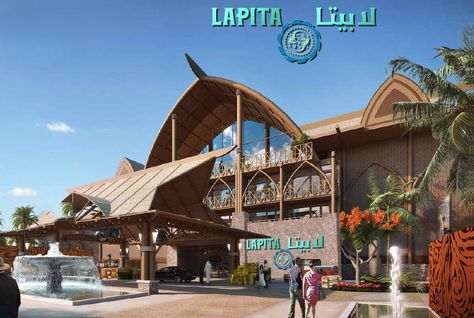 Südsee-Resort in Dubai: Lapita Hotel wird Teil der Autograph Collection