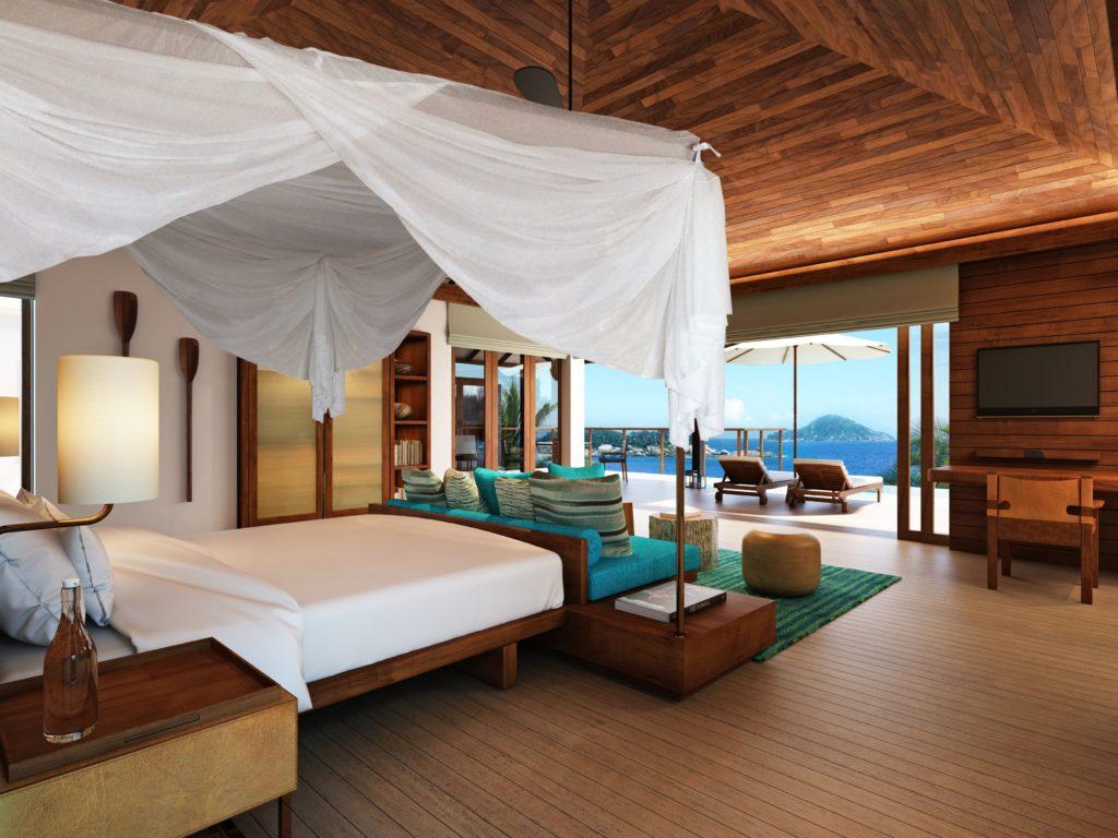 Six Senses Resort Zil Pasyon Seychellen