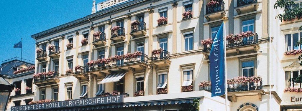 Steigenberger Europäischer Hof Baden-Baden