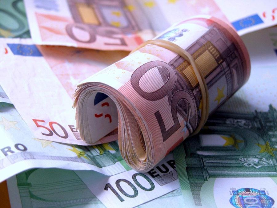 Geld - Geldscheine - Bargeld