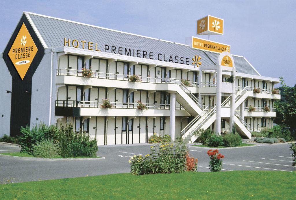 So ähnlich werden neun Motel One Hotels künftig aussehen - Markteinstieg für die französische Low-Budget-Hotelkette Première Classe