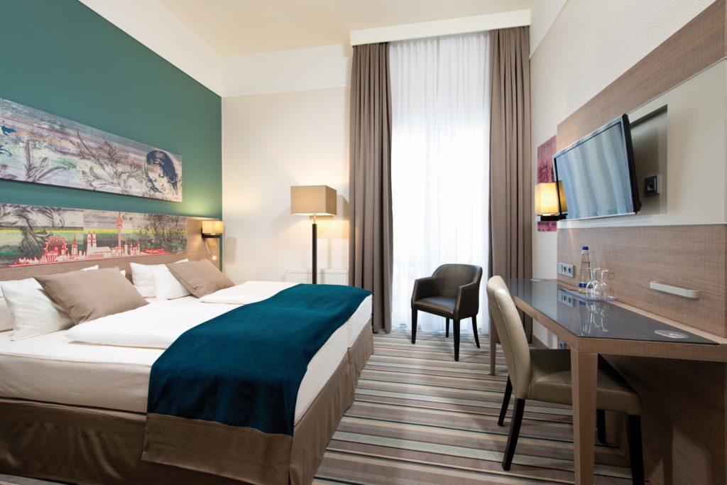 Leonardo Hotel Munich City Olympiapark - Zimmer