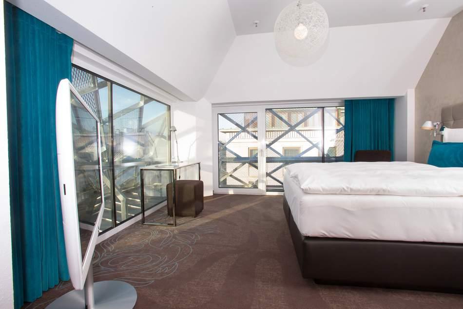 Motel One Staatsoper Wien - Zimmer