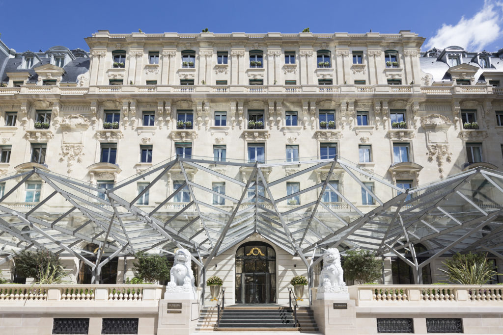 Neues Hotel-Landmark in Europa: Peninsula Paris