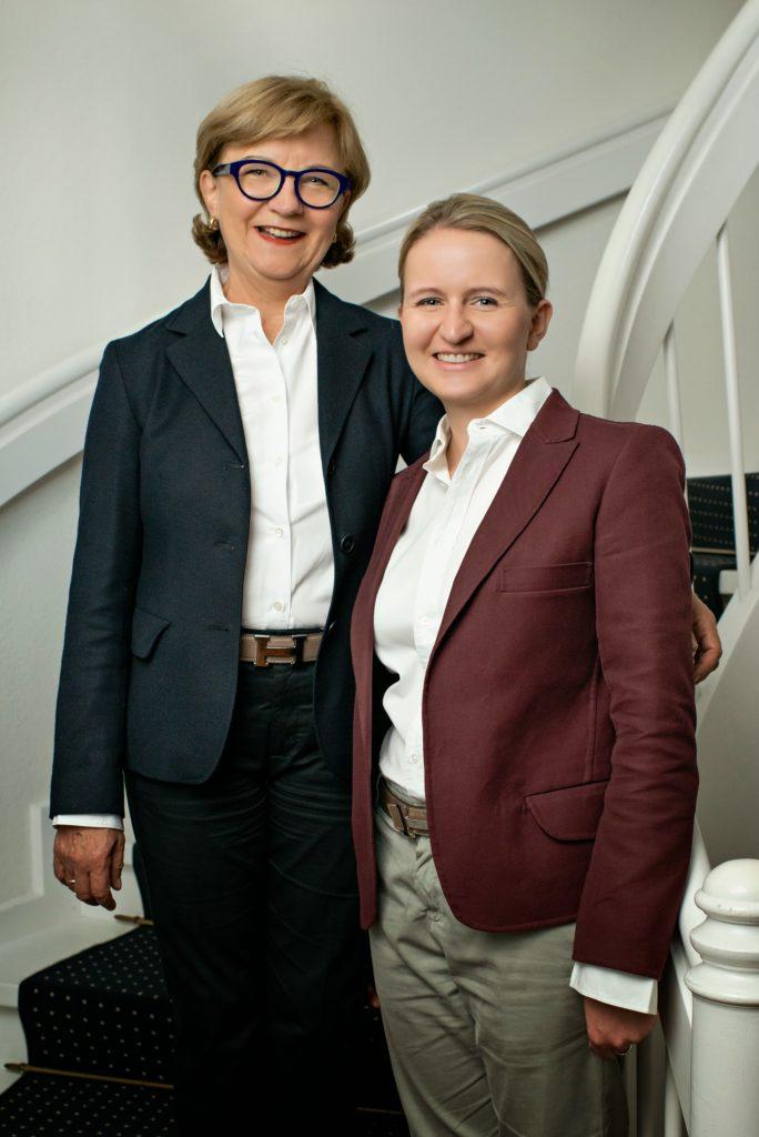 Renate und Alexandra Schleunung (Foto: Uwe Nölke)