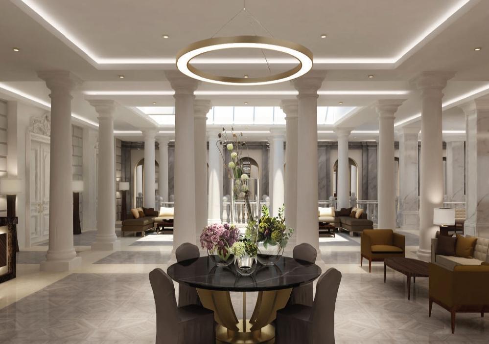 Titanic Deluxe Berlin: Das neue Tophotel eröffnet im März 2015