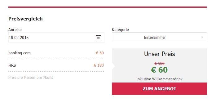 Easybooking bringt den Preisvergleich direkt auf die Vermieter-Website