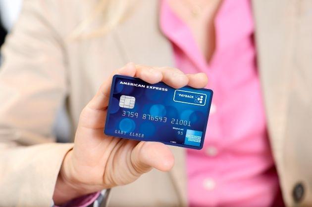 Payback-Kreditkarte mit American Express