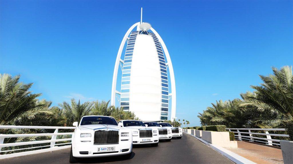 Das Ist Luxus Massgefertigte Rolls Royce Fur Alle Hotelgaste