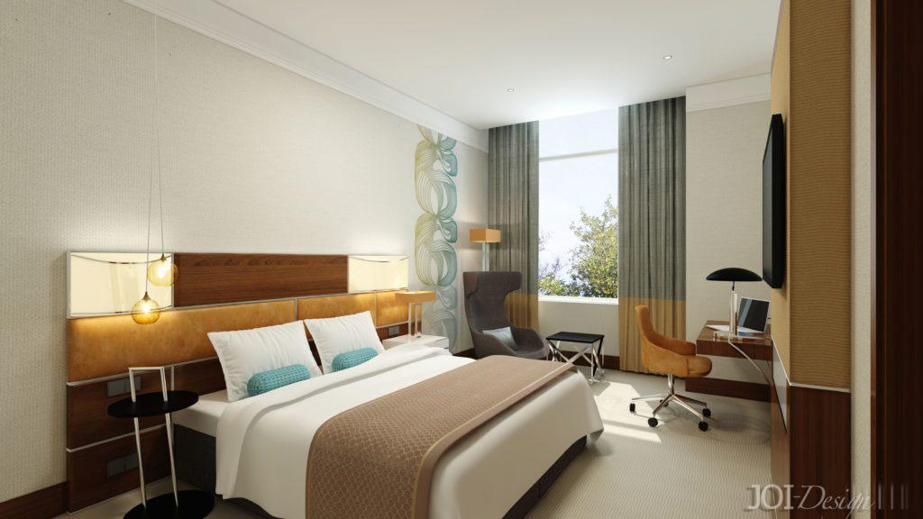 Curio by Hilton Hotel Reichshof Hamburg - Musterzimmer