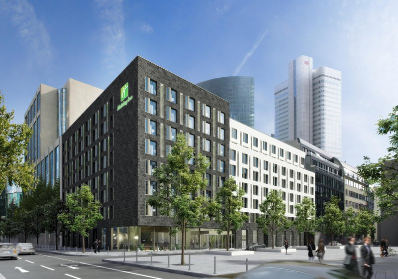 Holiday Inn Frankfurt - Alte Oper (Grafik: IHG)