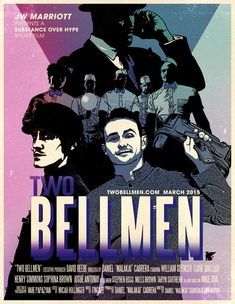 Marriott Premieres Its First Original Film – TWO BELLMEN