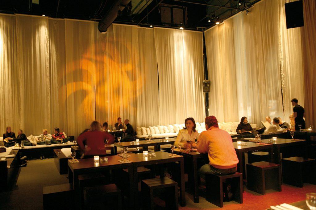 Trendiges Restaurant - Foto: Cordula Giese, Dehoga