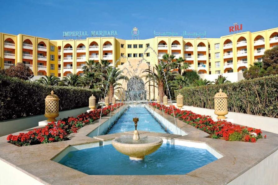 Tödlicher Terroranschlag auf Riu Hotel Imperial Merhaba in Sousse in Tunesien: 27 Tote