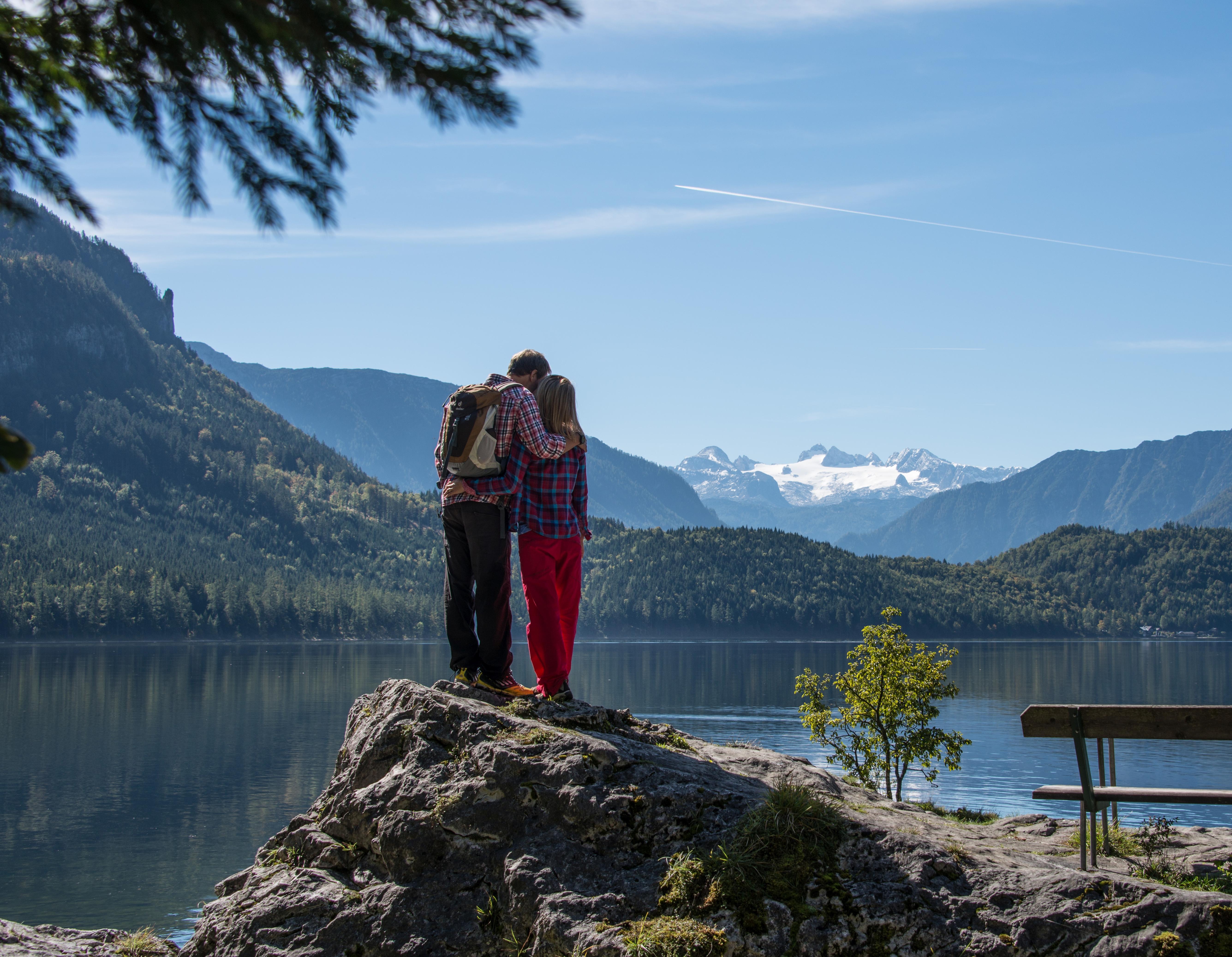 Das Salzkammergut ist …Österreichs beliebteste Ferienregion fŸür den Sommerurlaub 2015.