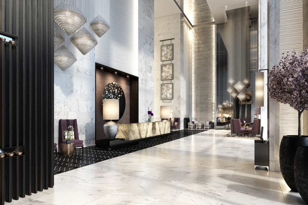Steigenberger Hotel Business Bay in Dubai - Lobby