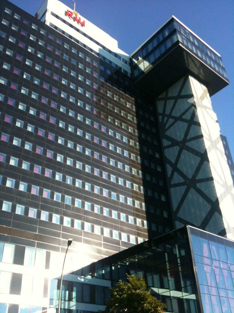 Riu Plaza Berlin - Fassade