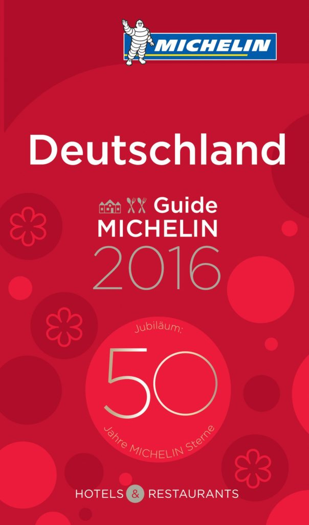 Guide Michelin Deutschland 2016