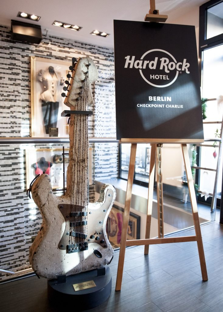 Hard Rock Hotel Checkpoint Charlie Berlin - Key Visual - Foto: Hard Rock International