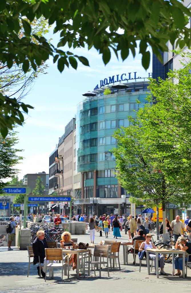Nordic Hotel Domicil Berlin / Foto: Dirk Holst