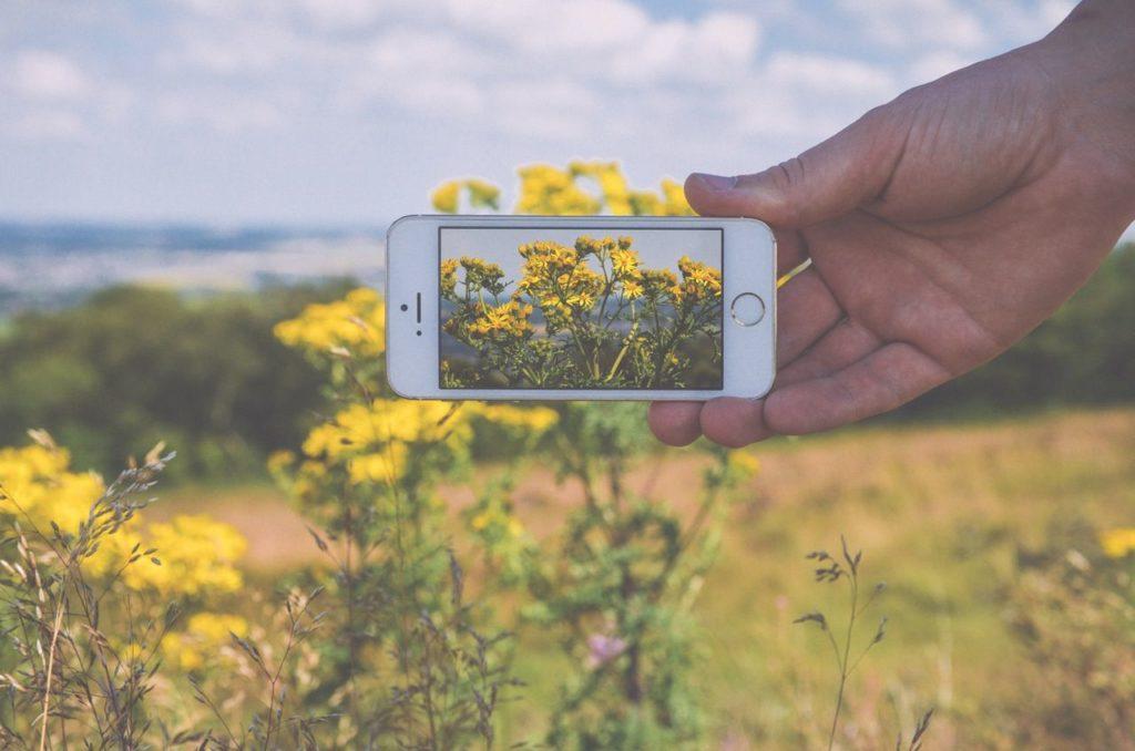 Smartphone Handy Video Kamera