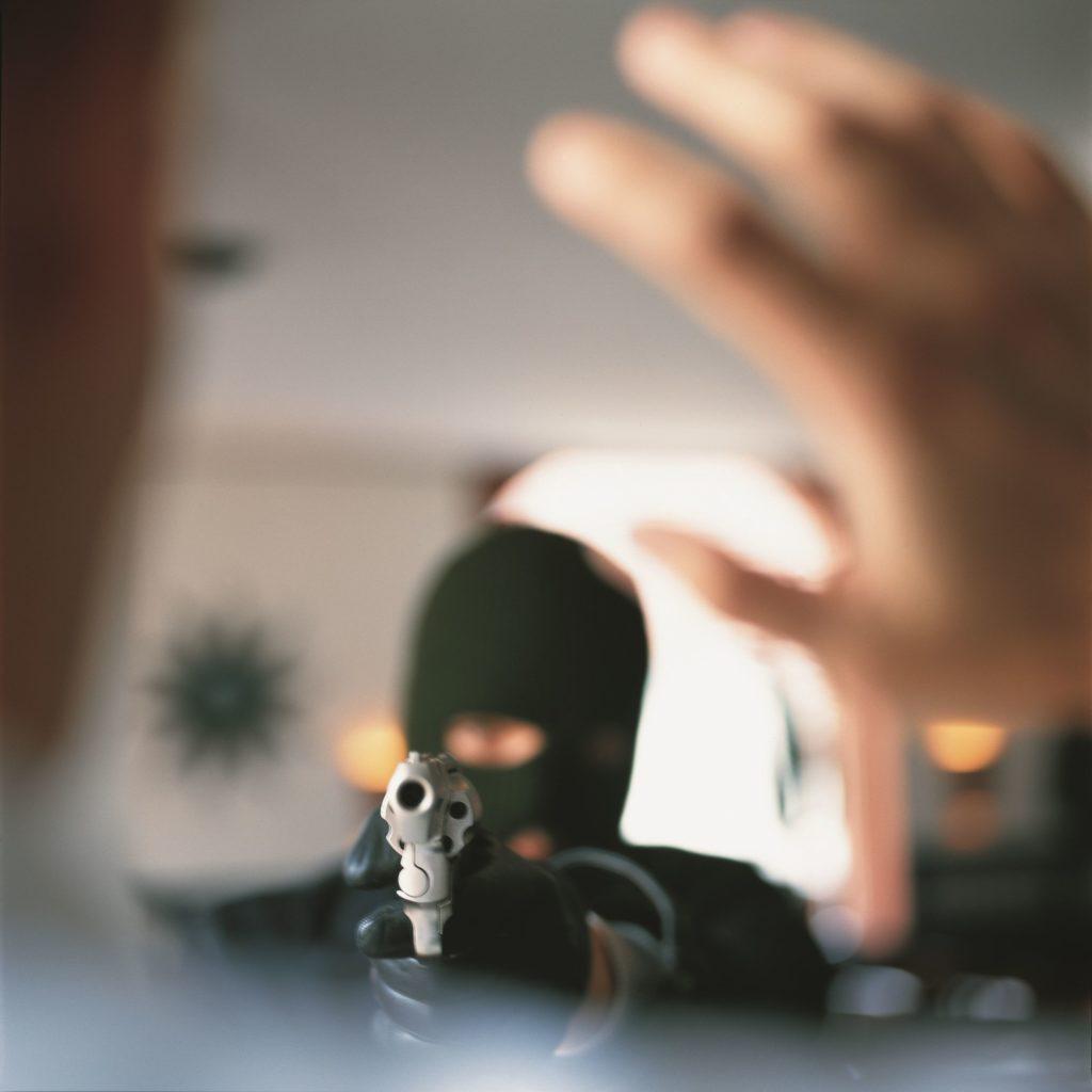 Raubüberfälle sind an der Tagesordnung - Foto: BGN